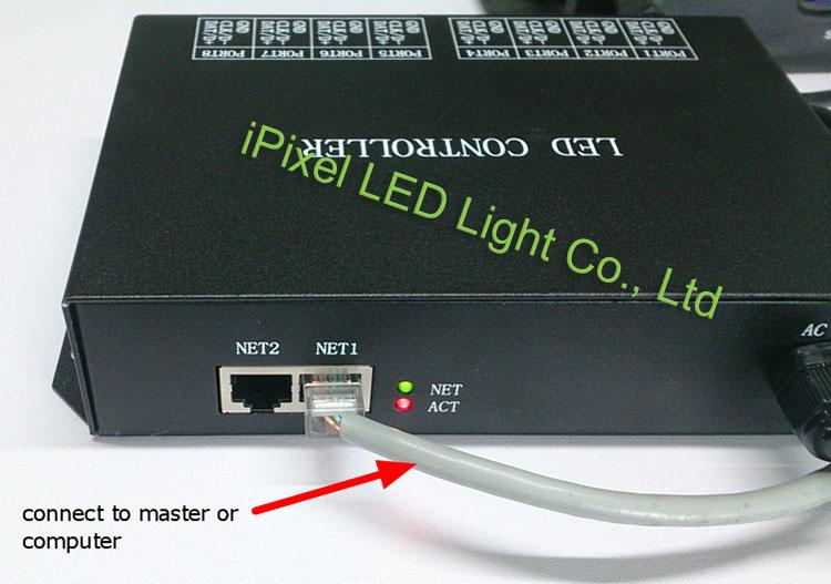 LED slave controller-H801RC